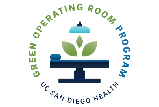 Green Operating Room Program graphic